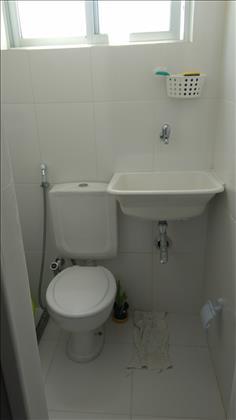 banheiro de empresgada