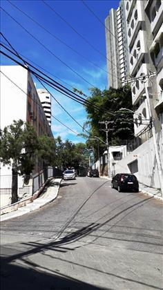acesso a rua do imóvel