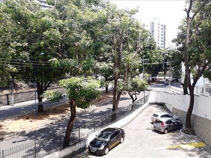 Vista da Rua Sabino Silva - Jardim Apipema