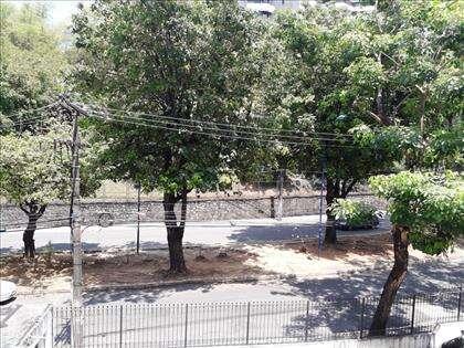 Vista da rua - Sabino Silva - Jardim Apipema