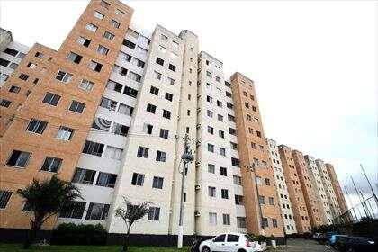 Fachada do condomínio - 4 torres