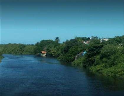 Vista para o rio