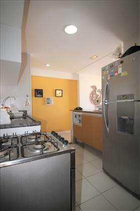 Cozinhaamericana com armários