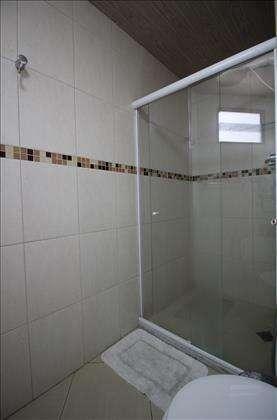 Banheiro suíte - cobertura