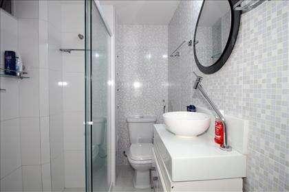 Banho da Suite