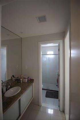 Banheiro da suite canadense - quarto 1 e 2