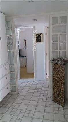 Área de circulação sala/quartos