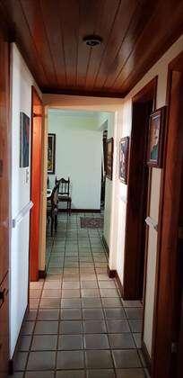 Circulação para quartos