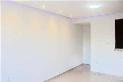 Sala com iluminação em Led