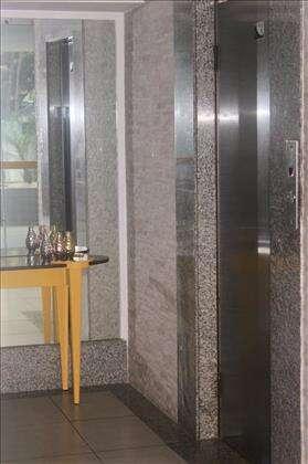 Hall dos elevador social