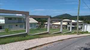 Casas da região